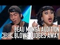 Beau Monga Audition 'Hit The Road Jack' Blows Judges Away | X Factor Global