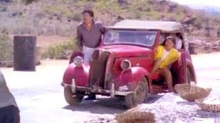 Chettu Kinda Pleader Songs - Chalti Ka Naam Gaadi ( Hit Song) - Rajendra Prasad, Kinnera - HD