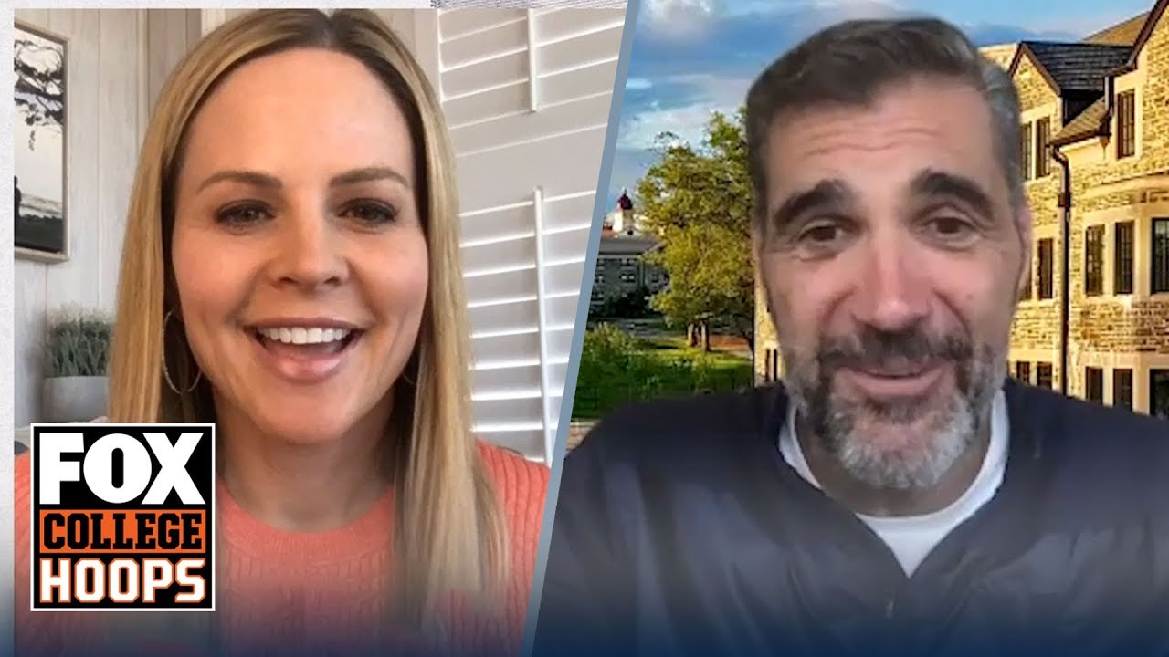 Jay Wright on Villanova's 2016 Championship & staying connected | ONE UP ONE DOWN WITH SHANNON SPAKE