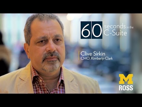The secret to marketing sustainability - 60 Seconds in the C-Suite