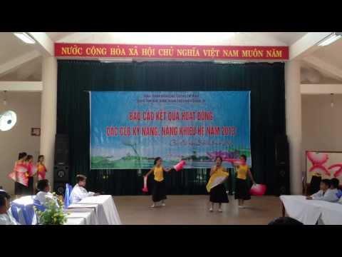 CLB Họa Mi Quảng Trị - Hát múa: Hoa thơm bướm lượn