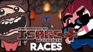 TURNING POINT | The Binding of Isaac: AFTERBIRTH+ RACES Gameplay | Let