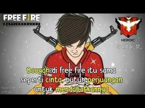 Caption Ff Bucin Youtube
