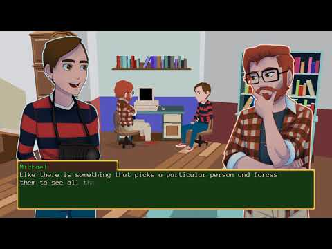 YIIK: A Post-Modern RPG #004 ~ WHAT WHAT CAN YOU BELIEVE THIS WHAT WHAT