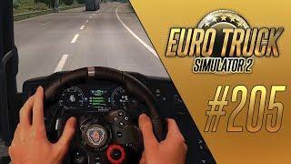 ПОЛНОЕ ПОГРУЖЕНИЕ (VR СВОИМИ РУКАМИ) - Euro Truck Simulator 2 (1.35.1.150s) [#205]