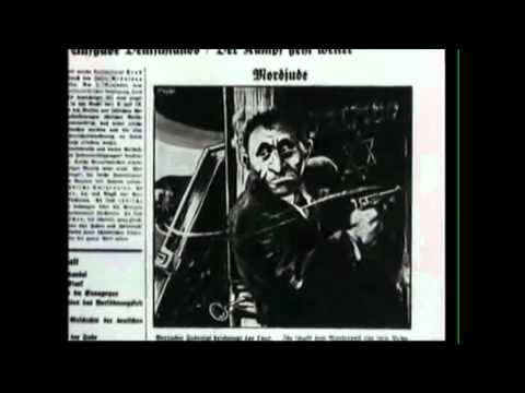 KRISTALLNACHT-The Night OF Broken Glass