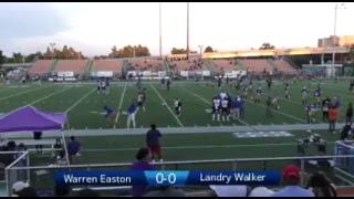 Warren Easton vs Landry Walker