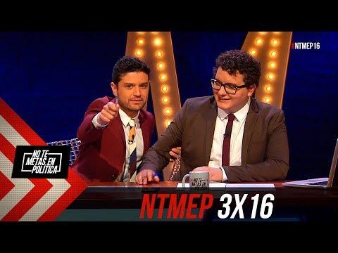 No Te Metas En Política 3x16 | La reconquista #NTMEP