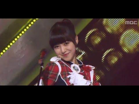 AOA(feat. MIJI) - Get Out, 에이오에이(feat. 미지) - 겟 아웃, Music Core 20121110
