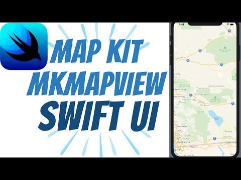 iOS Swift UI Tutorial - How to Show User's Location - MKMapView - Swift 5 - Xcode 11 #5 thumbnail