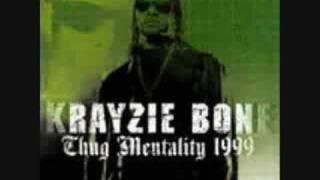 Krayzie Bone - Where My Thugz At