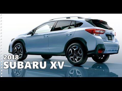 2018 Subaru XV Driving Footage, Exterior, Interior