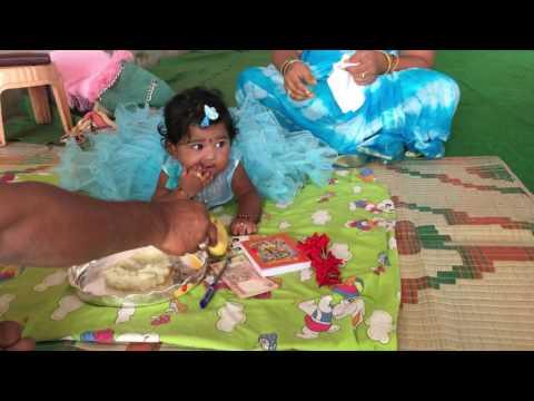 Khyathi Anna prasana