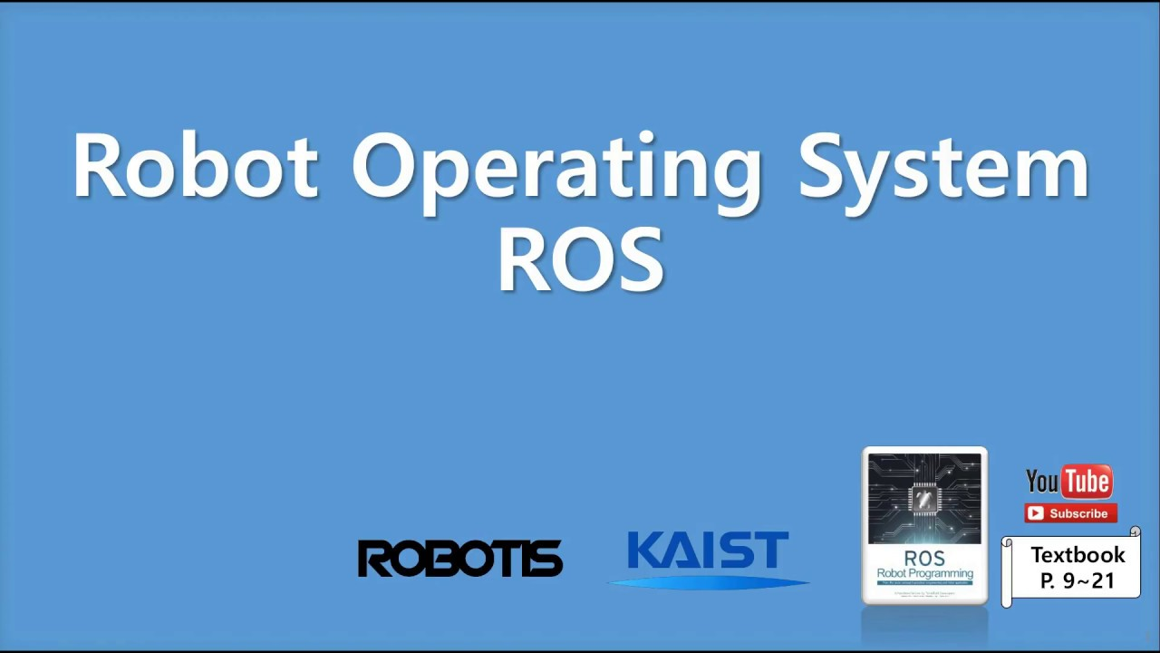 Chapter 02 Robot Operating System