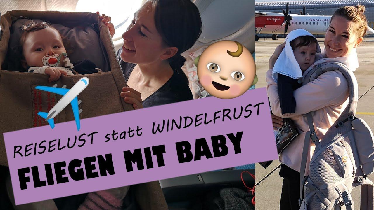 Fliegen Mit Baby Erfahrungen