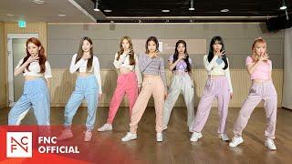 체리블렛 (Cherry Bullet) – 'Love So Sweet' DANCE PRACTICE