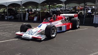 1977 McLaren M24 Budweiser # 4 Indianapolis Indy 500 Racecar on My Car Story with Lou Costabile