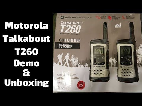 motorola-talkabout-t260-frs-gmrs-two-way-radios---set-up-and-demo