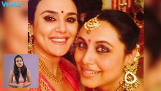 Preity zinta & Rani Mukherjee slummed Media | Vscoop