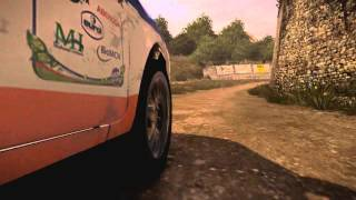 WRC 4 FIA World Rally Championship Gameplay PC