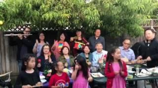 FVC family : HBD to Samuel Lin