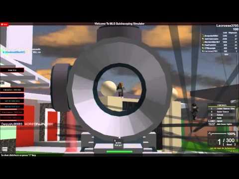 MLG Quickscoping Simulator on roblox