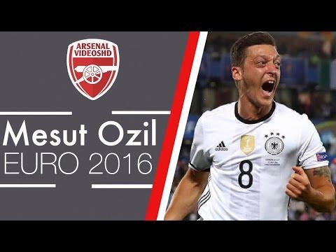Mesut Özil - EURO 2016 Review
