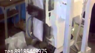 Линия фасовки упаковки кошачьего наполнителя гранул пеллет Упаковочный автомат У03 57