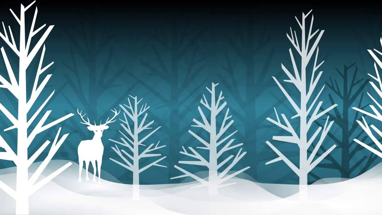 Animated snowflakes white for powerpoint 02 youtube toneelgroepblik Gallery