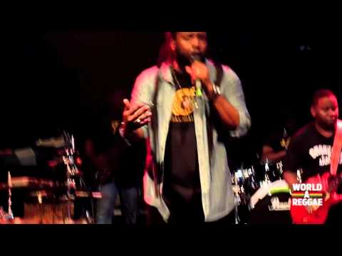 Jemere & Morgan Heritage  @ Corso Rotterdam  Tell me How come June 26, 2013