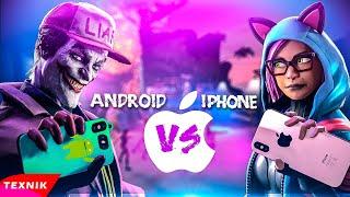 АЙФОН против АНДРОИД / Пародия ( Zivert - Life ) [ IPHONE VS ANDROID ]