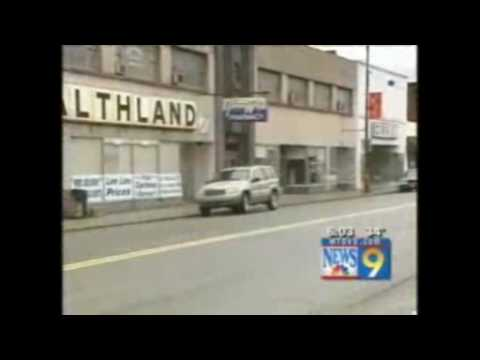 Shooting in downtown Weirton, West Virginia - Violence in Weirton