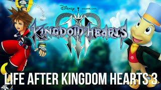 Life After Kingdom Hearts 3 - Spins Off