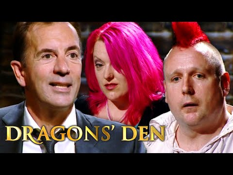 Duncan Can't Wait to Meet Their Business Advocate! | Dragons' Den from YouTube · Duration:  9 minutes 55 seconds