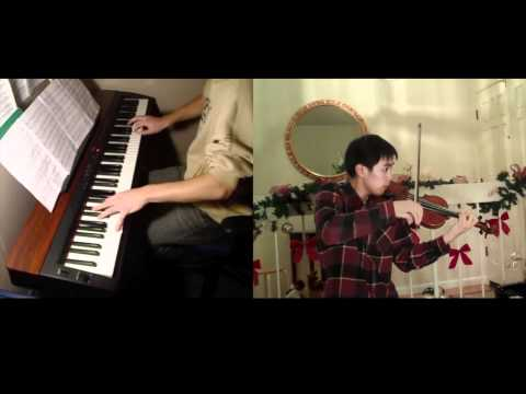 Pirates of the Caribbean  Hes a Pirate piano, violin FT Josh Chiu