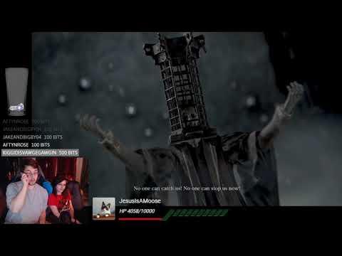 Moose Plays Bloodborne [Pt. 3] (w/ AftynRose)
