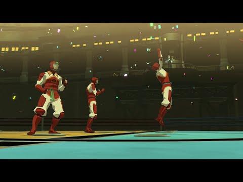 The Legend Of Korra Video Game (PS4) - Pro Bending League (Rookie) [1080p HD]