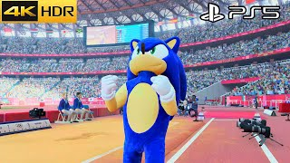 Olympic Games Tokyo 2020 Video Game - PS5 Gameplay 4K HDR 60FPS