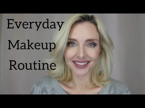 Everyday | Office Appropriate | Makeup Routine