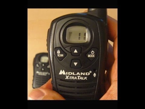 Midland Xtra Talk LXT118 GMRS/FRS Portable 2-Way Radio - Part 2 Test & Review