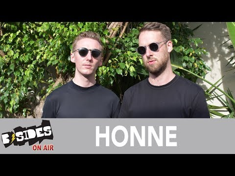 """Honne Talk Chris Martin Feature On """"Someone That Loves You"""", RM Collaboration"""