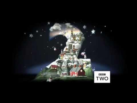 BBC Two Christmas Ident 2011/2012 Moon/Sun HD - YouTube