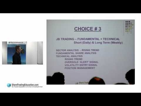 How to trade: Expert trader & investor Jim Berg  combines fundamental & technical analysis