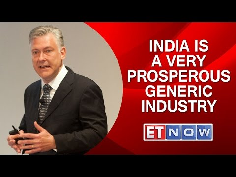 Novartis Pharma's Lutz Hegemann: India Is A Very Prosperous Generic Industry