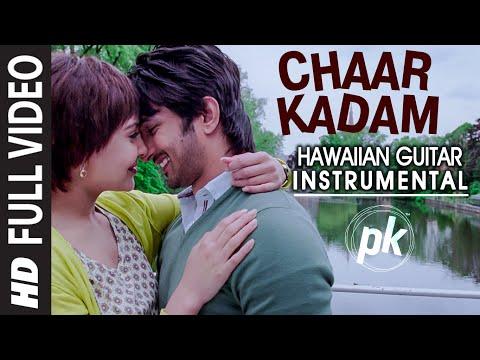 Chaar Kadam (Hawaiian Guitar) Instrumental | PK | Aamir Khan, Anushka Sharma