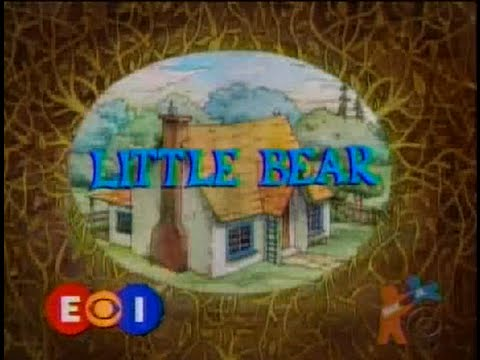 Quot Little Bear And The Big Red Book Quot Youtube