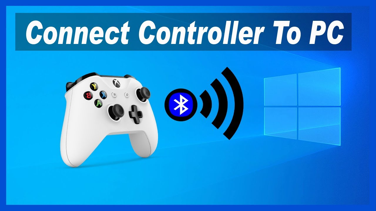 how to connect a xbox one controller to pc youtube
