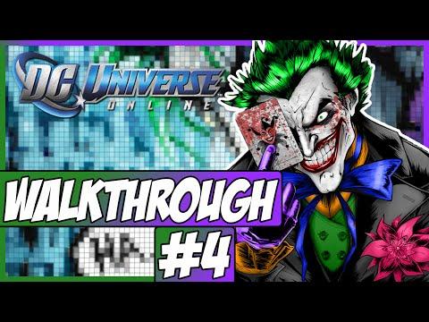 DC Universe Online Walkthrough - Episode 4 - Gotham City!