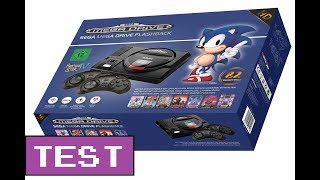 REVIEW: Sega Mega Drive / Genesis Flashback HD Konsole deutsch