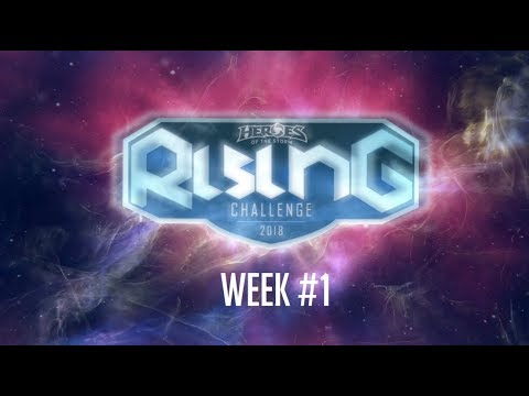 Rising-Challenge Magyar Liga - Első hét - Titanium Cloud eSport vs. Team Chat #1